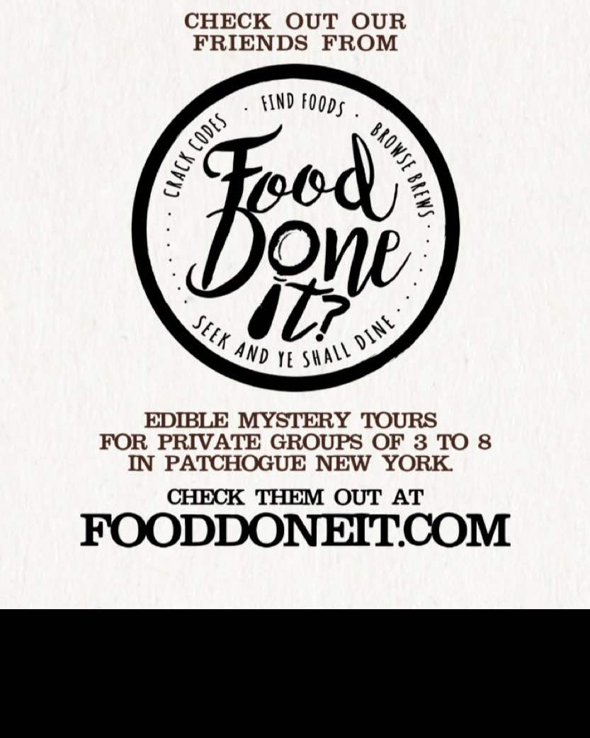 Food Done It Logo