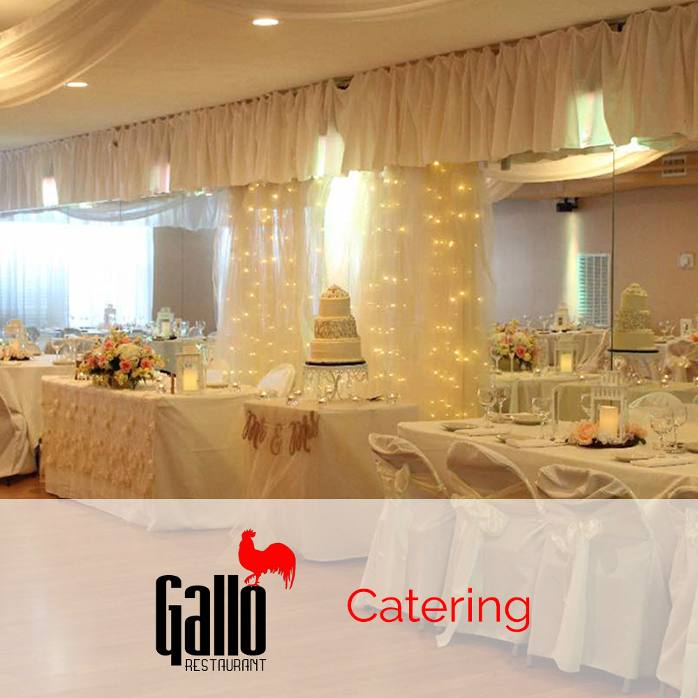 Gallo Restaurant Patchogue Catering Image