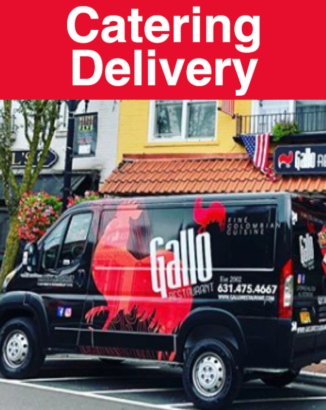Gallo Delivery Truck
